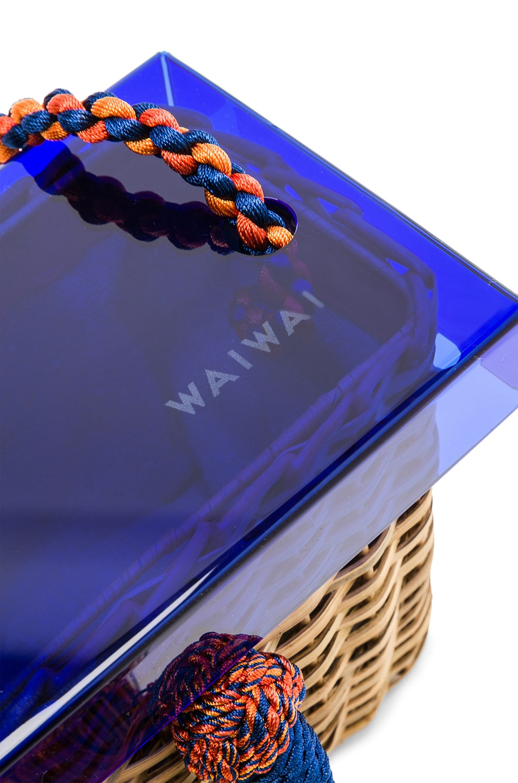 Image 7 of Wai Wai Betina Bag in Blue