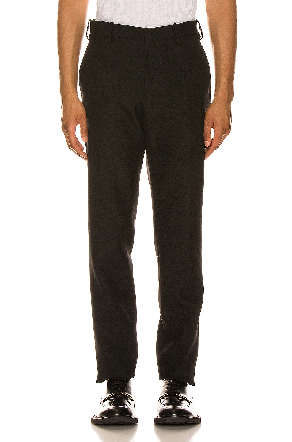 Image 1 of WARDROBE.NYC Trouser Pant in Black