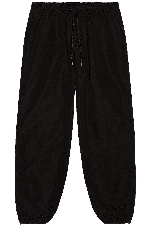 Image 1 of WARDROBE.NYC Spray Pant in Black