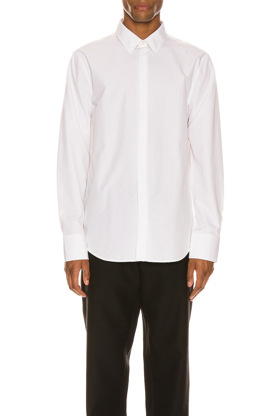 Image 1 of WARDROBE.NYC Shirt in White