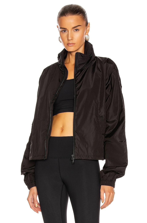 Image 1 of WARDROBE.NYC Wind Breaker Jacket in Black