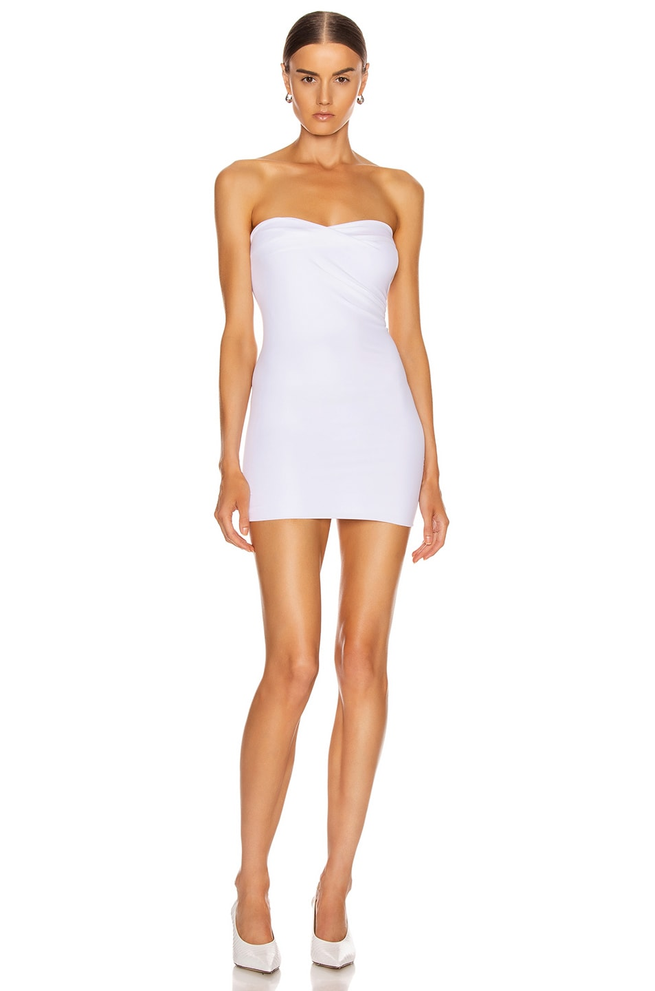 Image 2 of Wolford Fatal Dress in White
