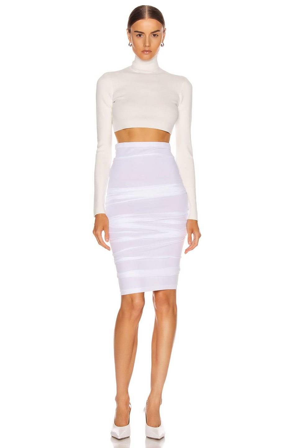 Image 4 of Wolford Fatal Dress in White