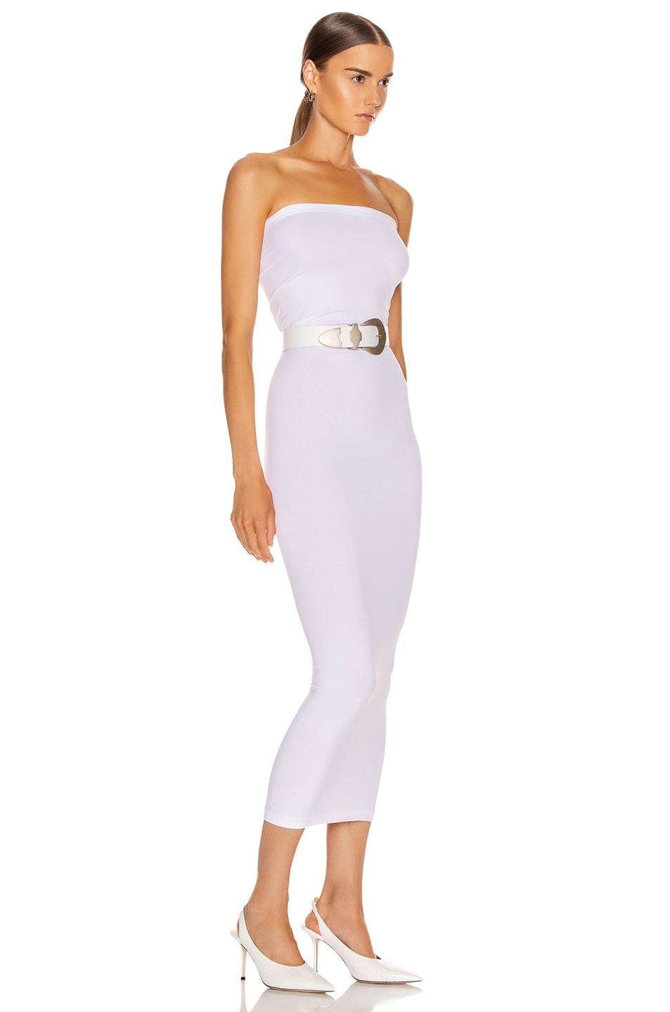 Image 5 of Wolford Fatal Dress in White