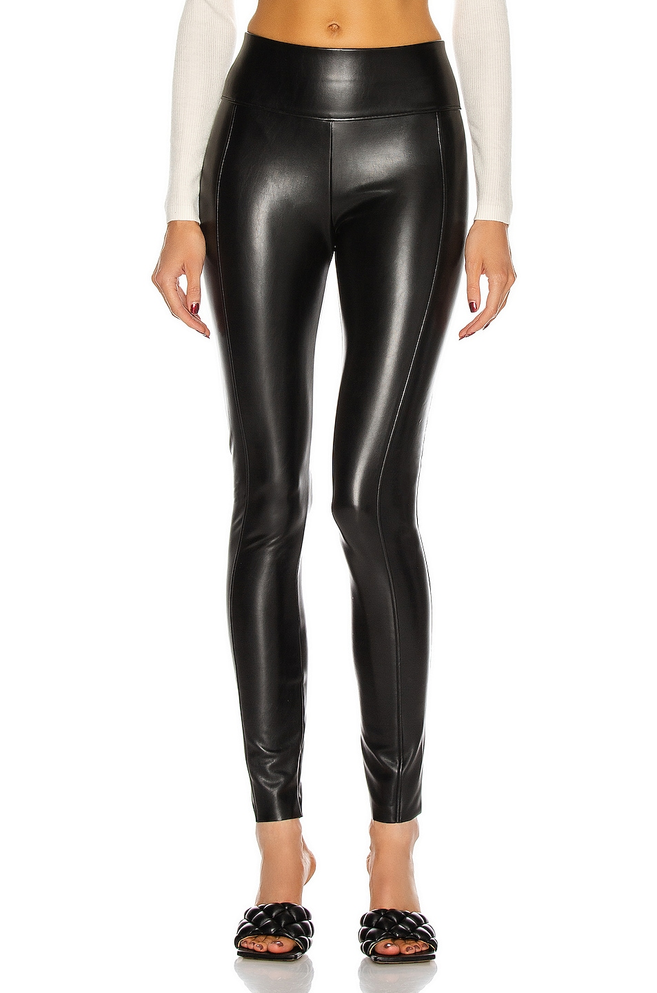 Image 1 of Wolford Edie Forming Legging in Black