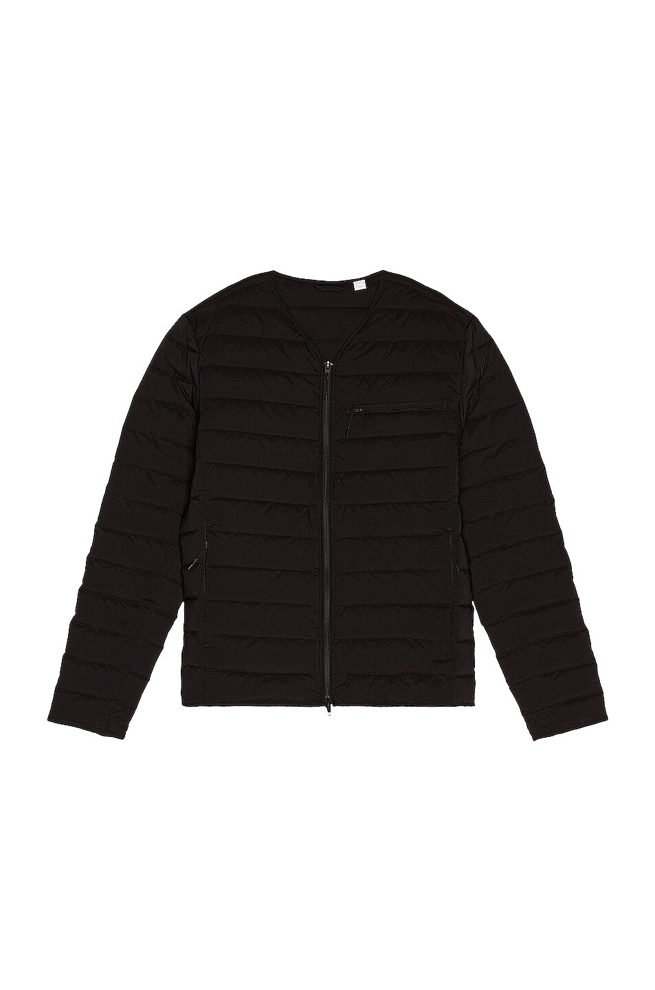 Image 1 of Y-3 Yohji Yamamoto Light Down Liner Jacket in Black