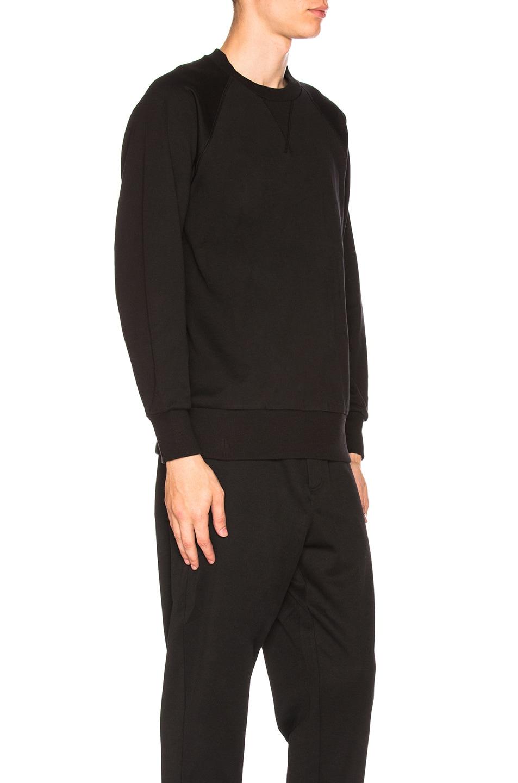 Image 3 of Y-3 Yohji Yamamoto Classic Sweater in Black