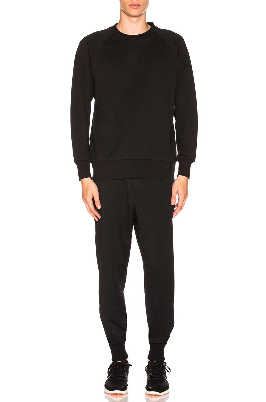 Image 5 of Y-3 Yohji Yamamoto Classic Sweater in Black