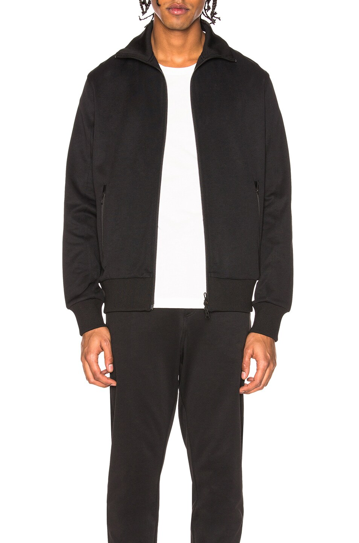 Image 1 of Y-3 Yohji Yamamoto Classic Track Jacket in Black