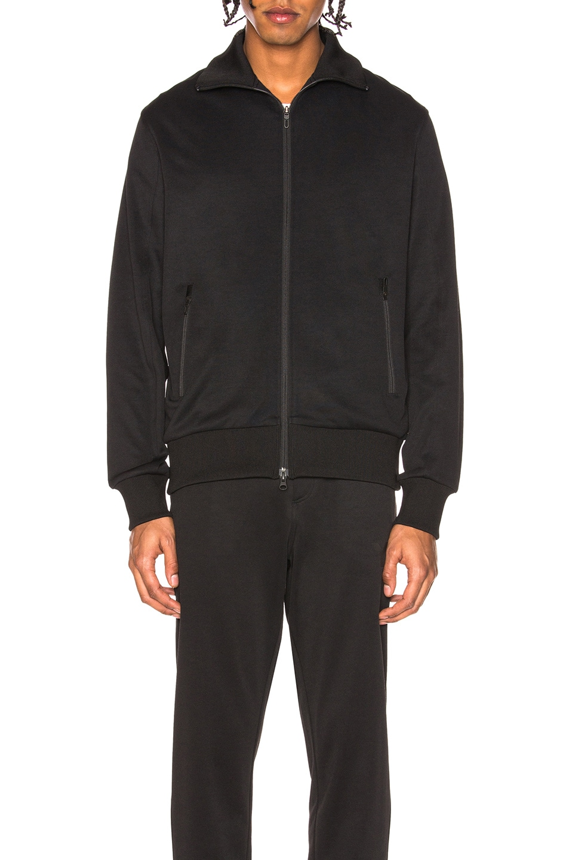 Image 2 of Y-3 Yohji Yamamoto Classic Track Jacket in Black