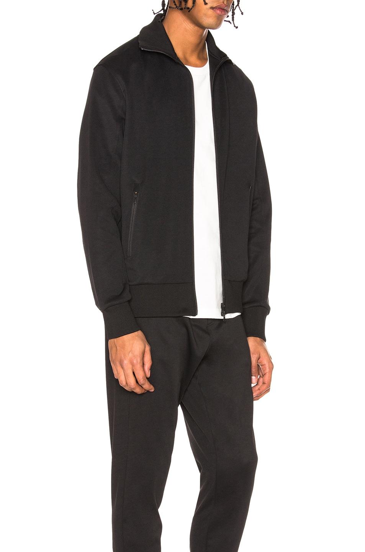 Image 3 of Y-3 Yohji Yamamoto Classic Track Jacket in Black