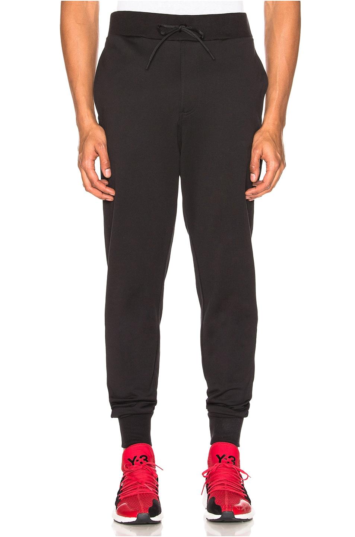 Image 1 of Y-3 Yohji Yamamoto Classic Pants in Black