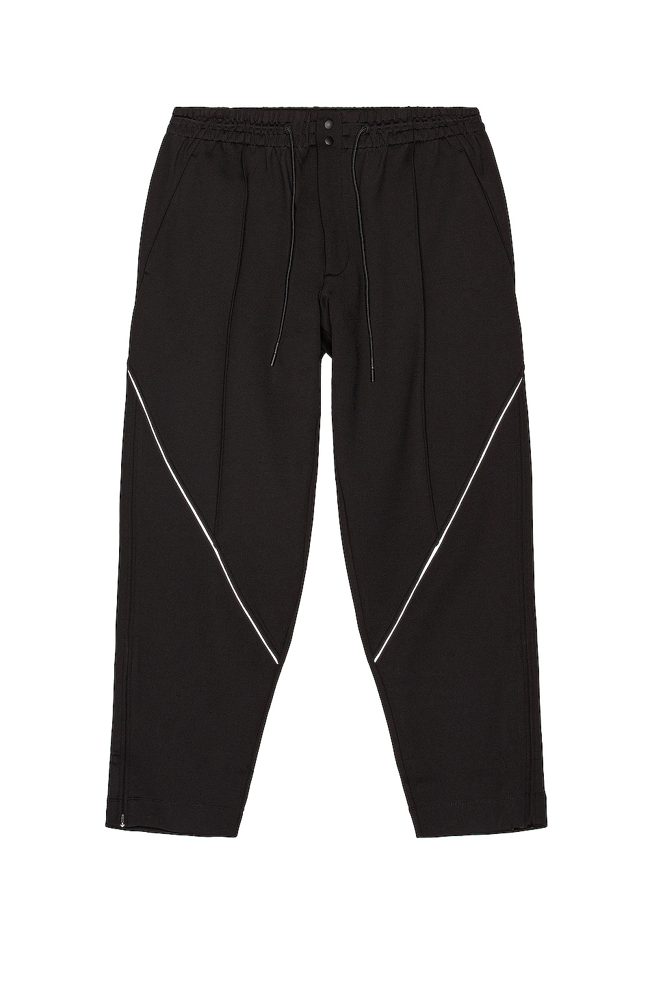 Image 1 of Y-3 Yohji Yamamoto Cover Pants Knit Shell in Black