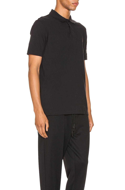 Image 3 of Y-3 Yohji Yamamoto CL Polo in Black