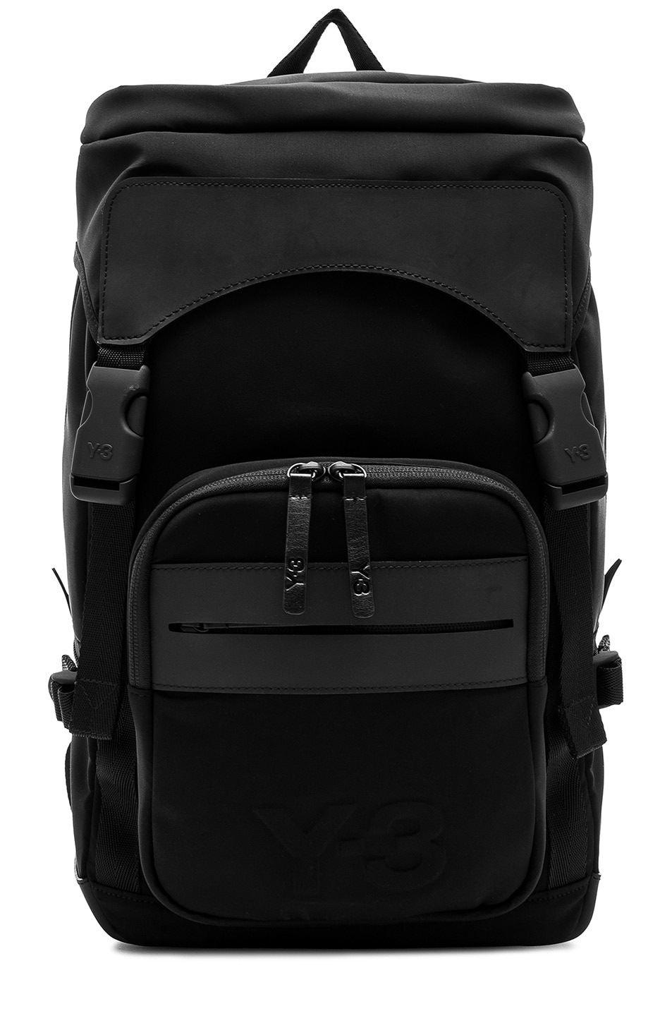 Image 1 of Y-3 Yohji Yamamoto Ultratech Small Bag in Black