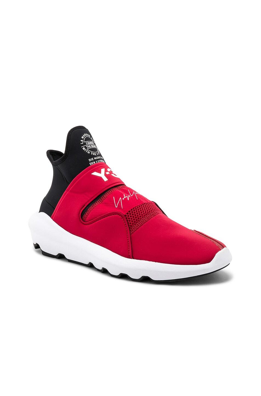 Core low top sneakers - Red Yohji Yamamoto f0qo2