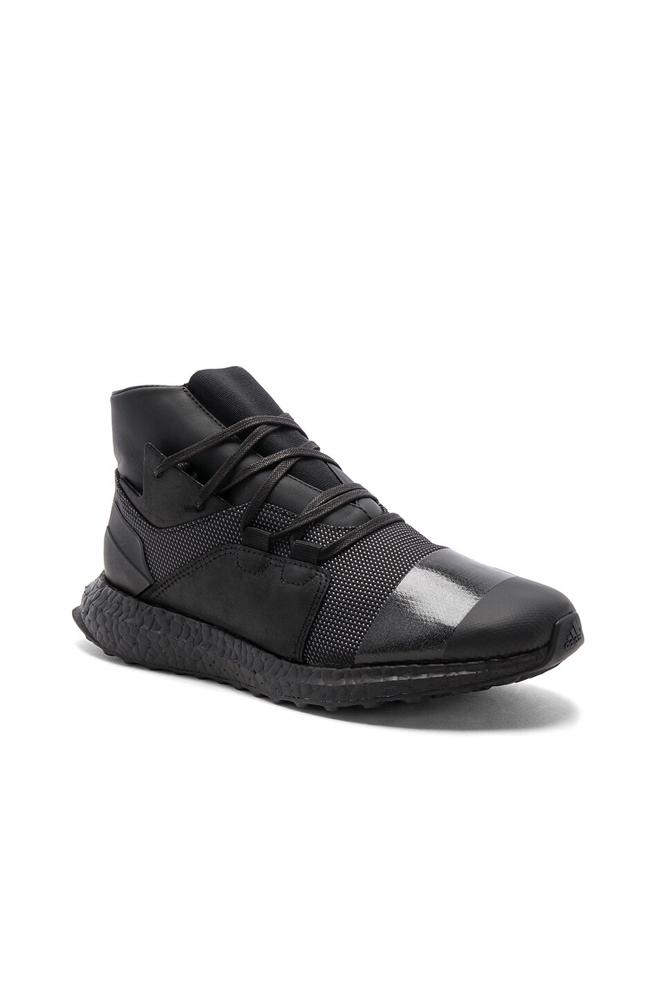 80cb17df0 Image 1 of Y-3 Yohji Yamamoto Kozoko High in Core Black   FTW White