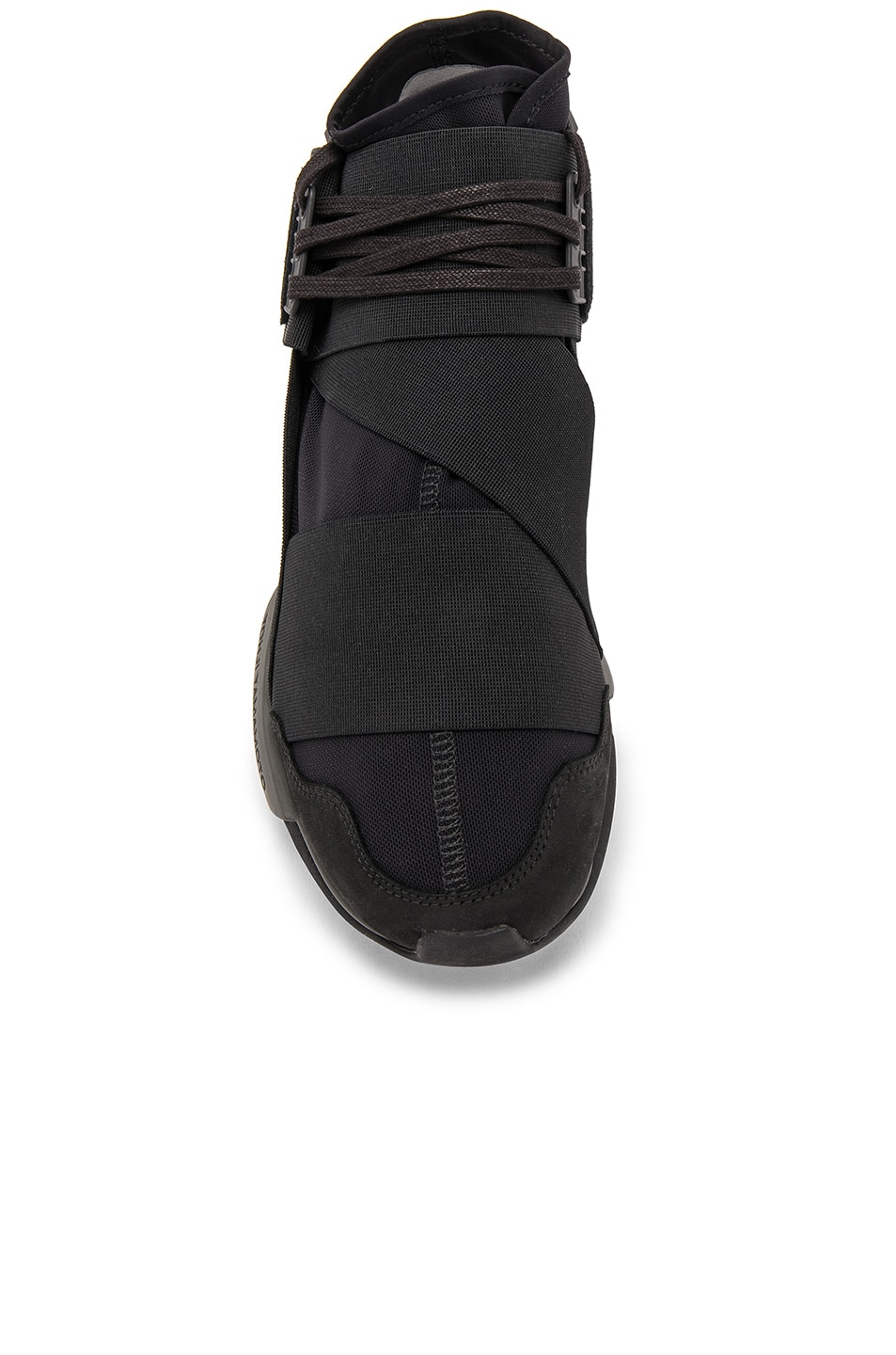 12eb258c2 Image 4 of Y-3 Yohji Yamamoto Qasa High in Core Black
