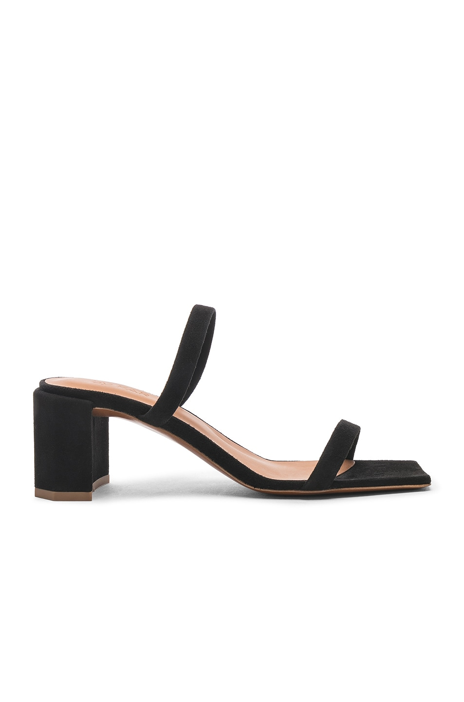 Image 1 of By Far Tanya in Black Suede