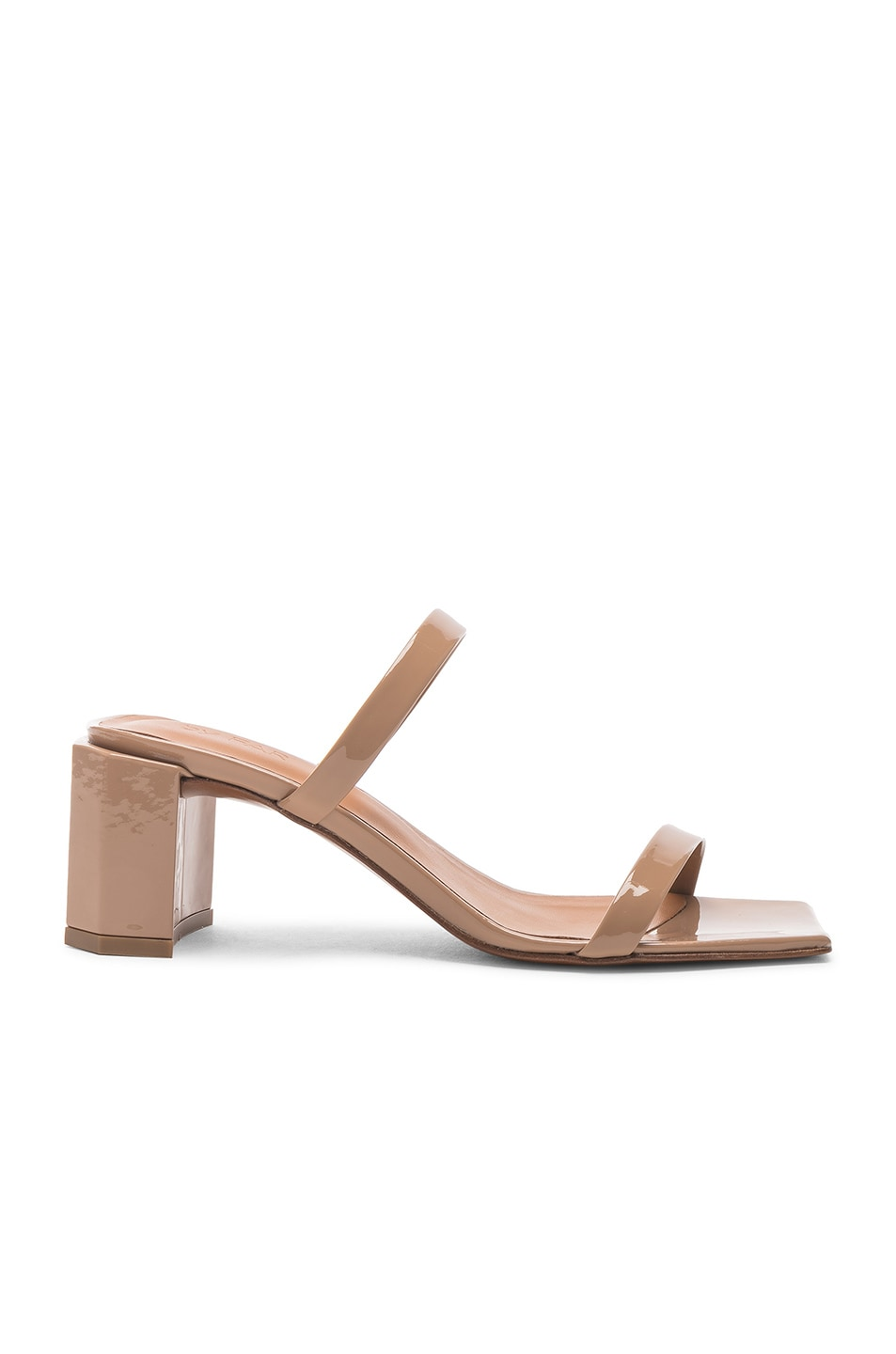 Image 1 of By Far Tanya in Nude Patent