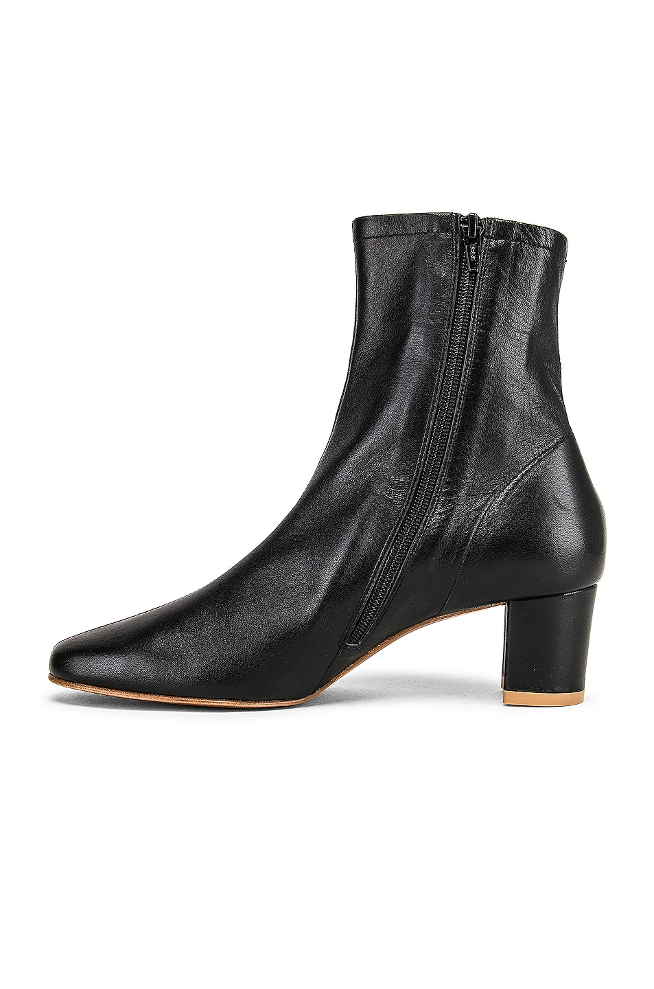 Image 5 of BY FAR Sofia Leather Boot in Black