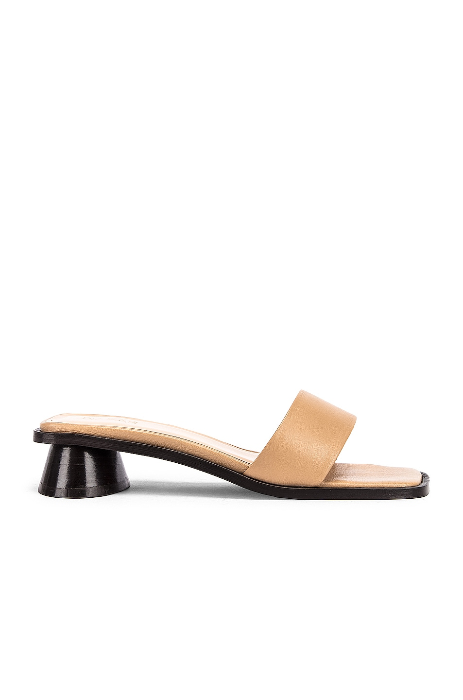 Image 1 of BY FAR Sonia Sandal in Nude