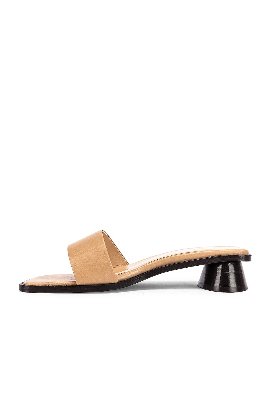 Image 5 of BY FAR Sonia Sandal in Nude