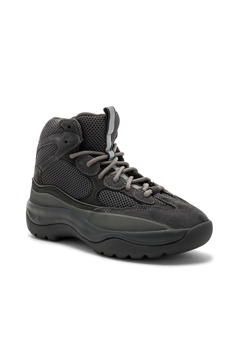 d4c56a6f0 Image 1 of YEEZY Desert Boots in Graphite