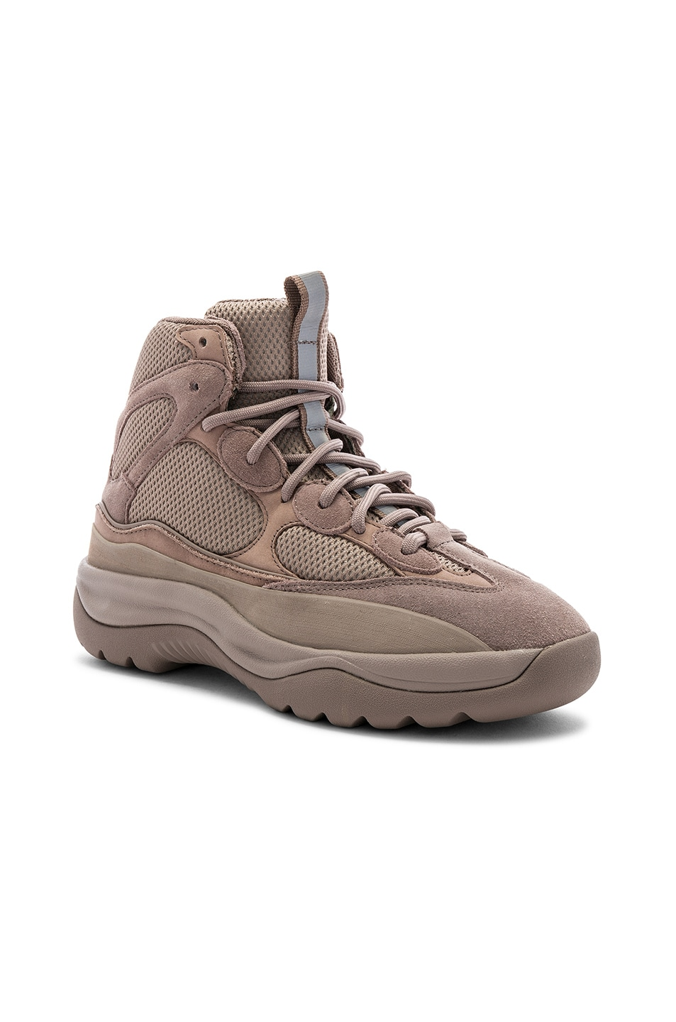 2f46fa27d Image 1 of YEEZY Season 7 Desert Boot in Cinder