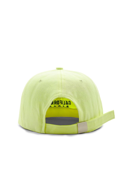 939c8e61778 Image 4 of YEEZY Calabasas Hat in Frozen Yellow