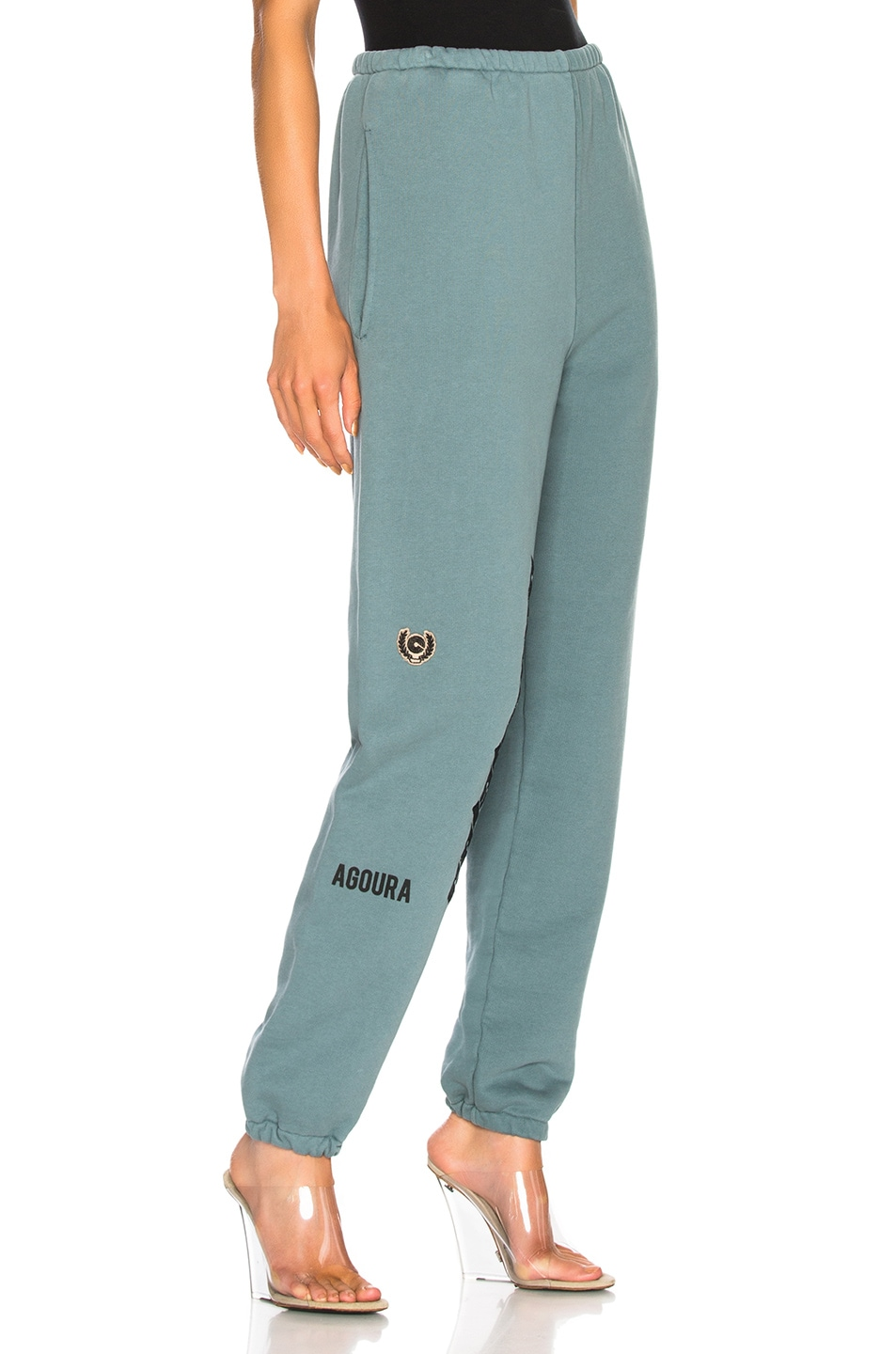 15911e830 Image 2 of YEEZY Calabasas French Terry Pant in Hospital