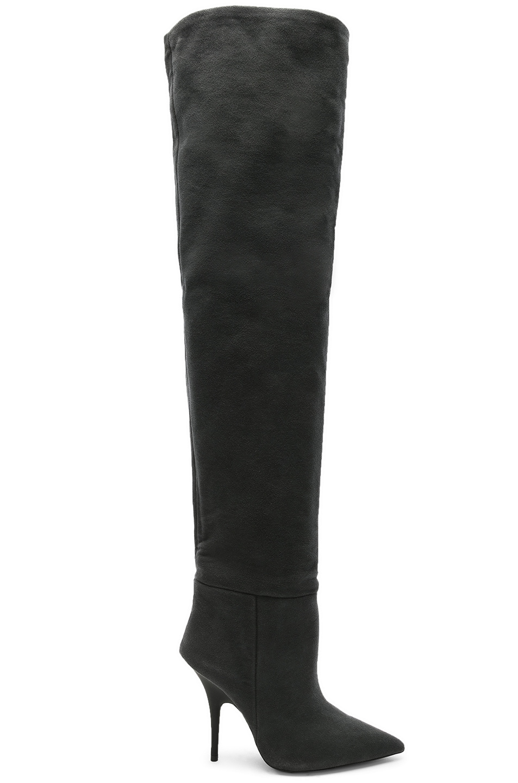 Yeezy Season 7 Thigh High Boots