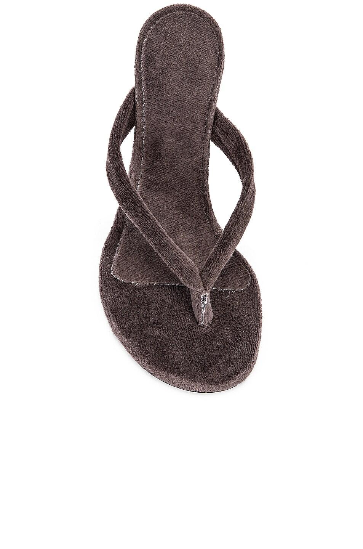 Image 4 of YEEZY Season 8 Wedge Thong Sandal in Core
