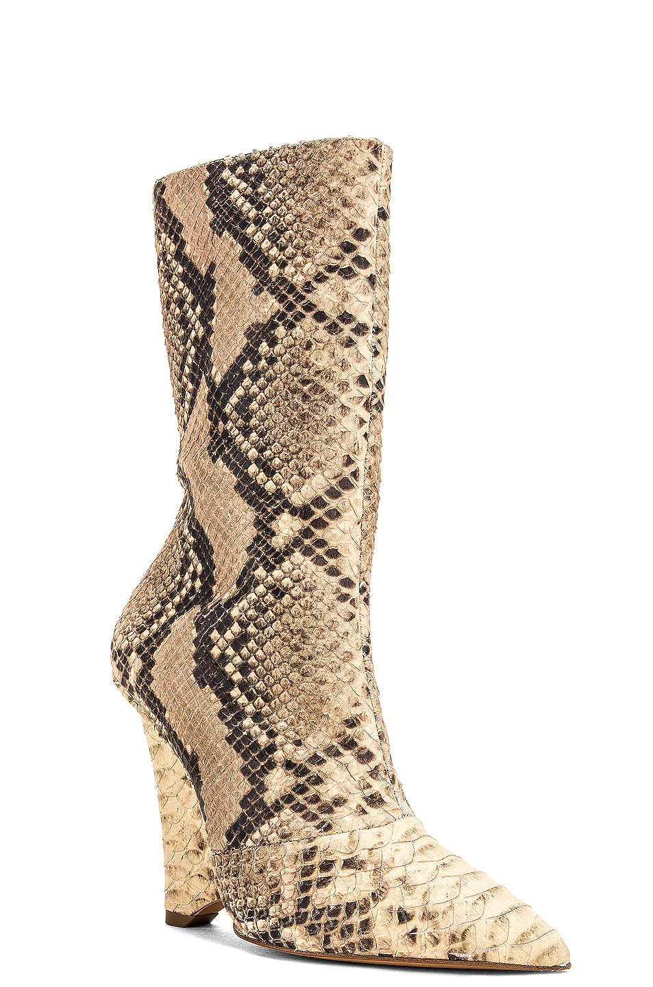 Image 2 of YEEZY Season 8 Wedge Ankle Boot in Roccia Mesa