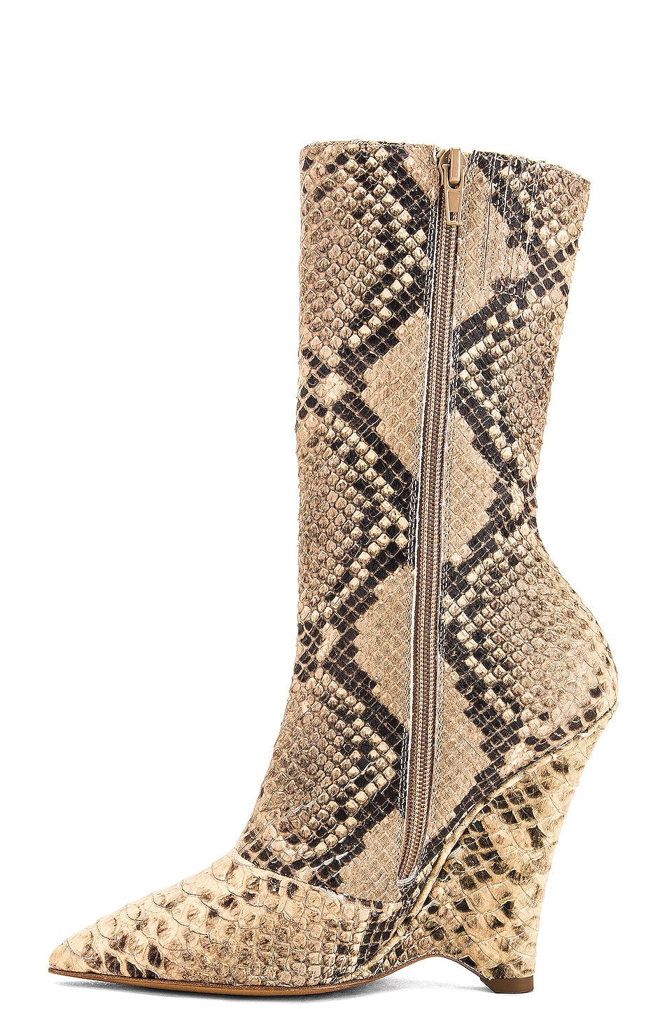 Image 5 of YEEZY Season 8 Wedge Ankle Boot in Roccia Mesa