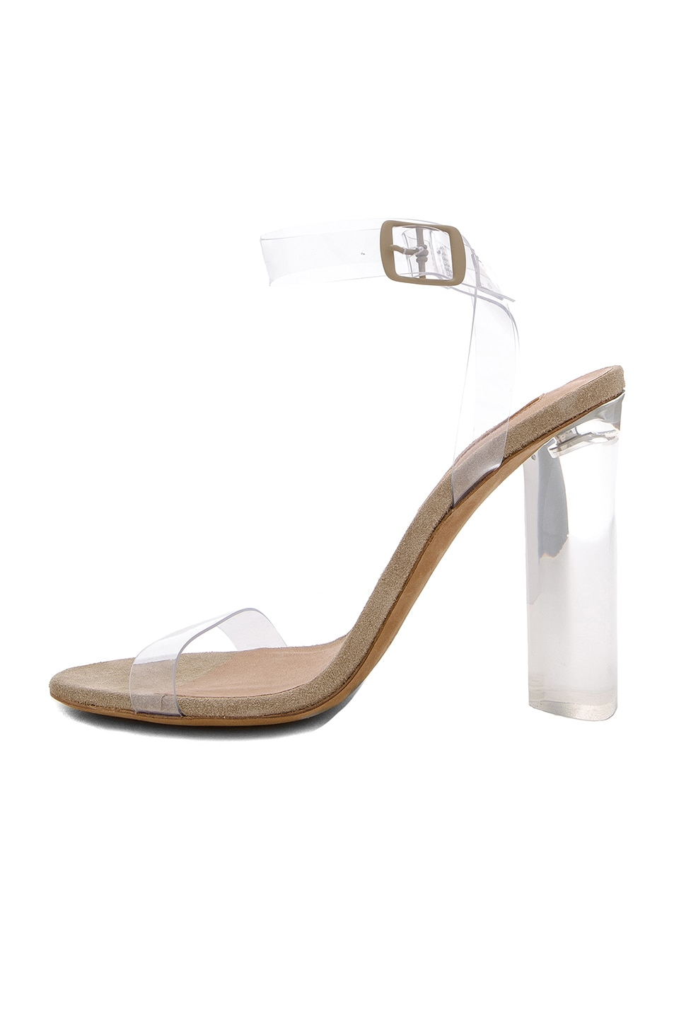 Image 5 of YEEZY Season 2 Heels in Lucite