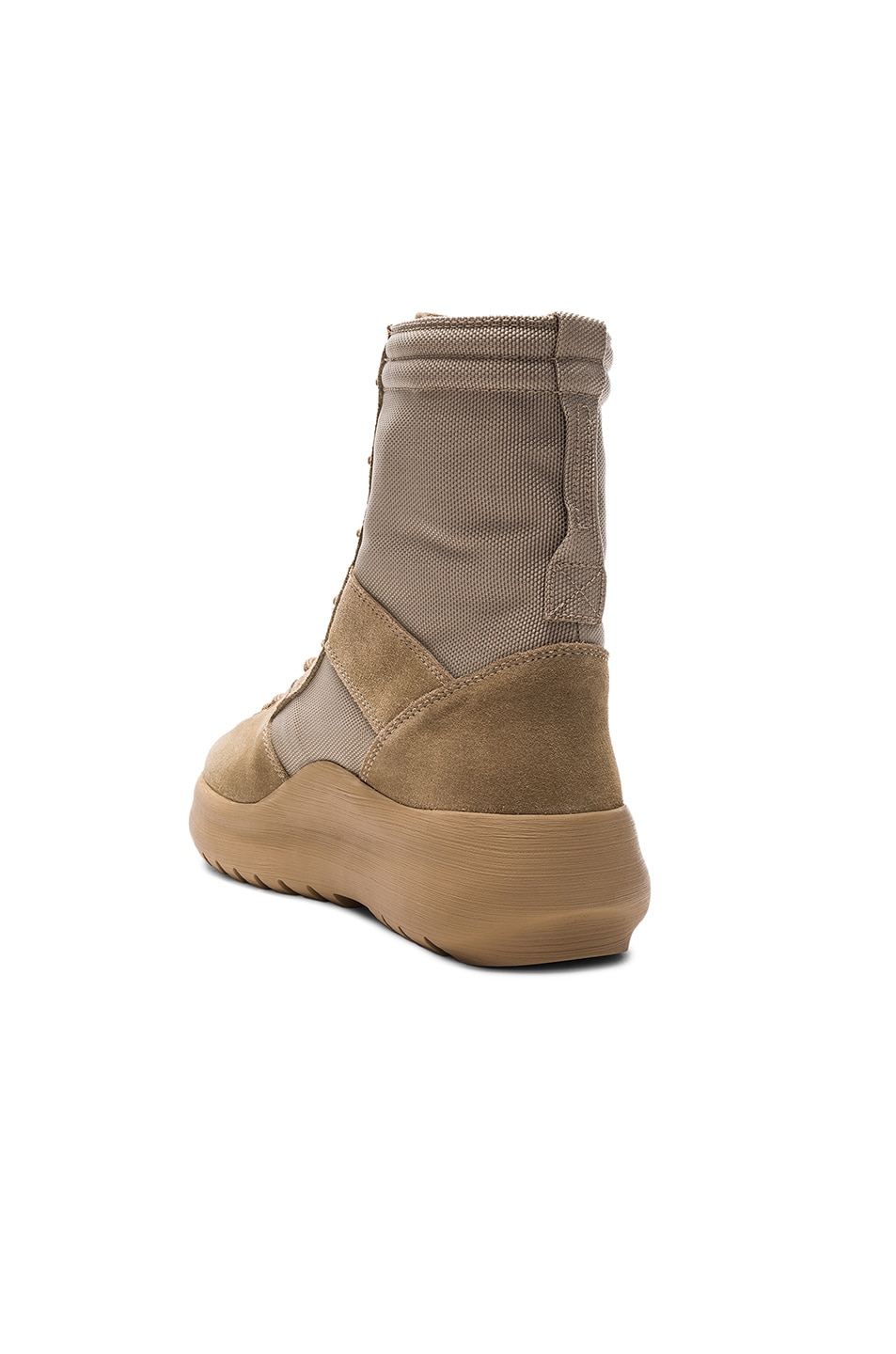 f581bfc561fdf Image 3 of YEEZY Season 3 Military Boots in Rock