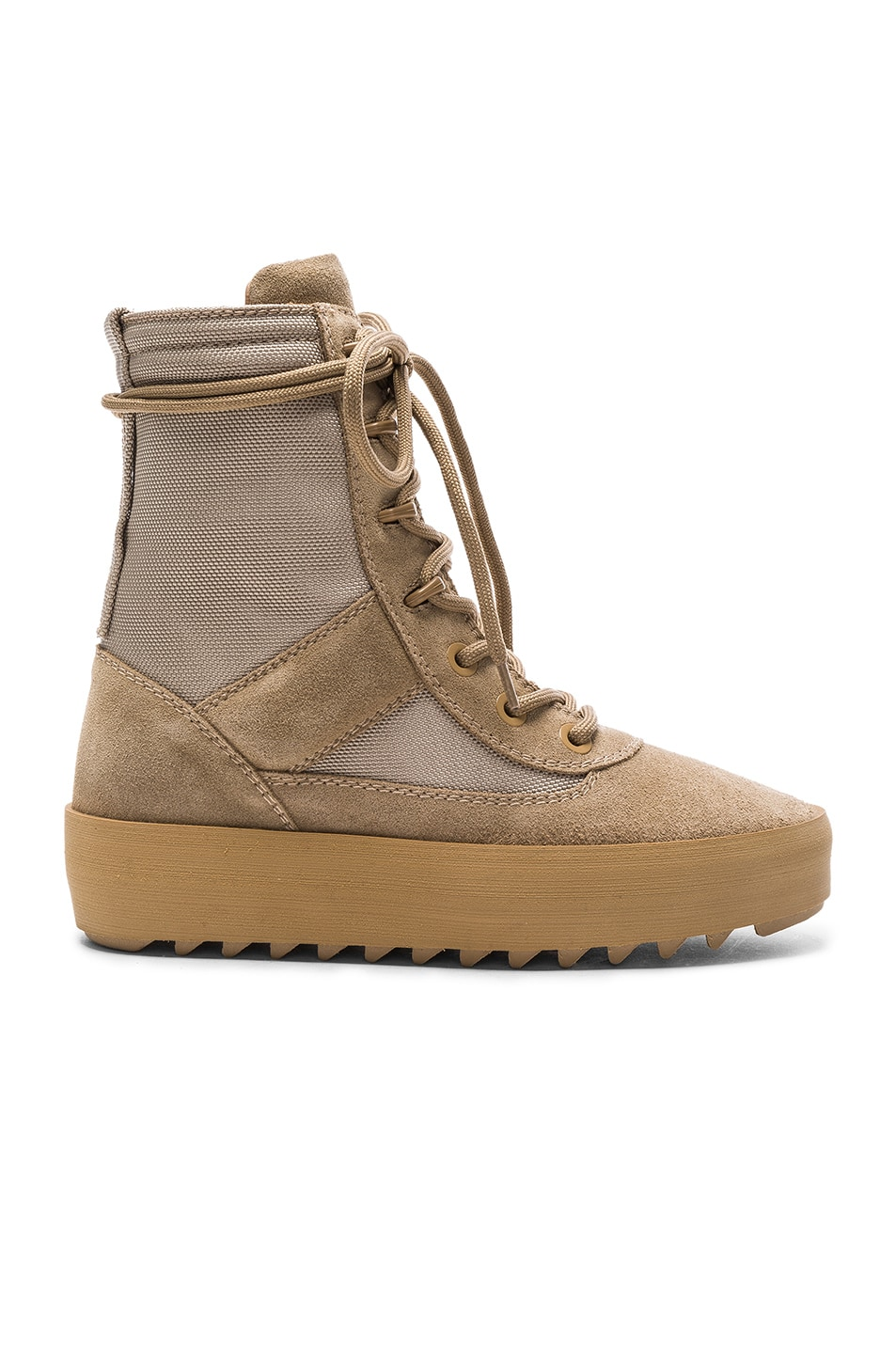 Image 1 of YEEZY Season 3 Military Boots in Rock