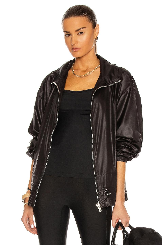 Image 1 of Nylora Martin Mesh Combo Jacket in Black