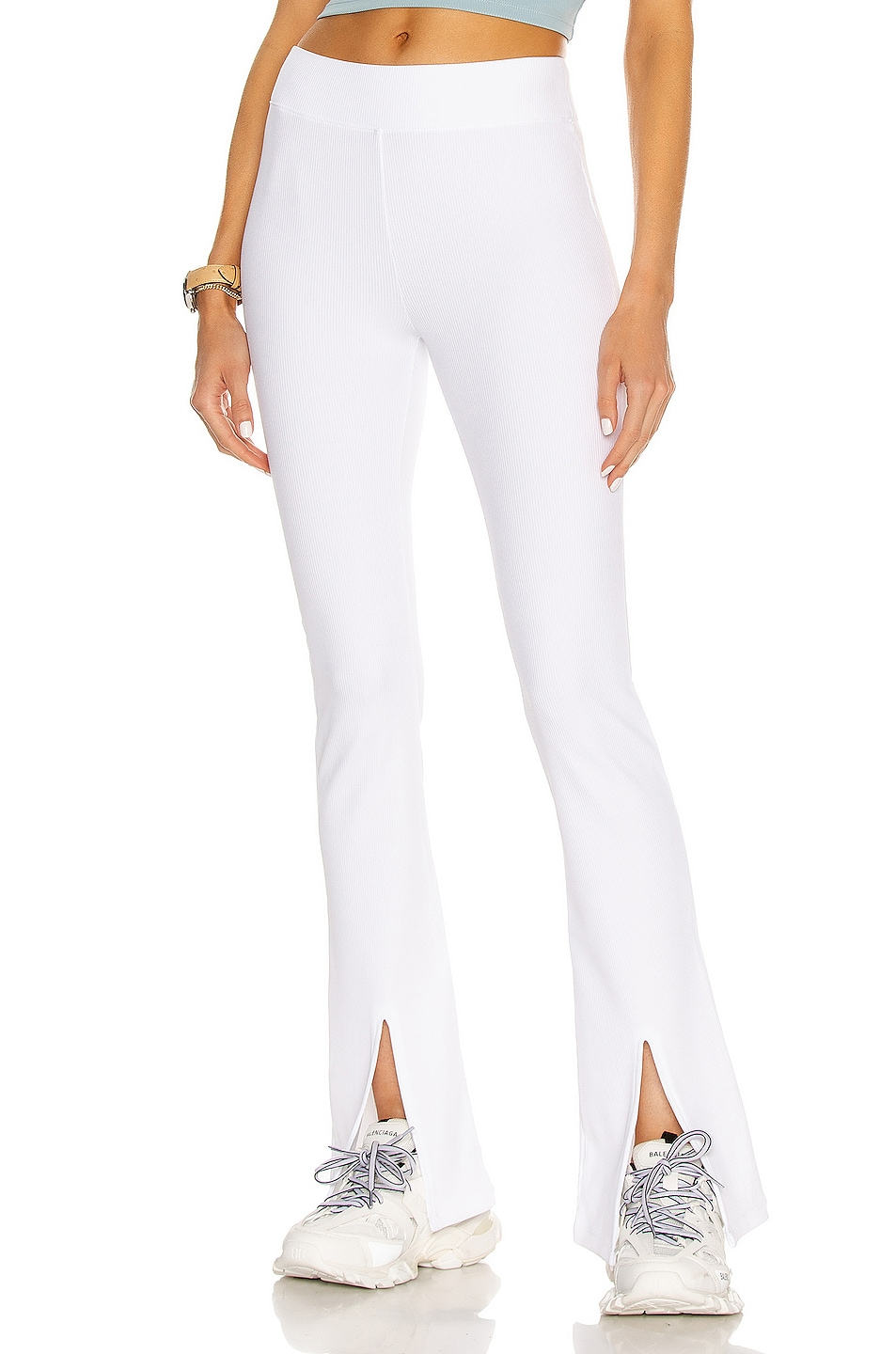 Image 1 of Nylora for FWRD Damien Pant in White