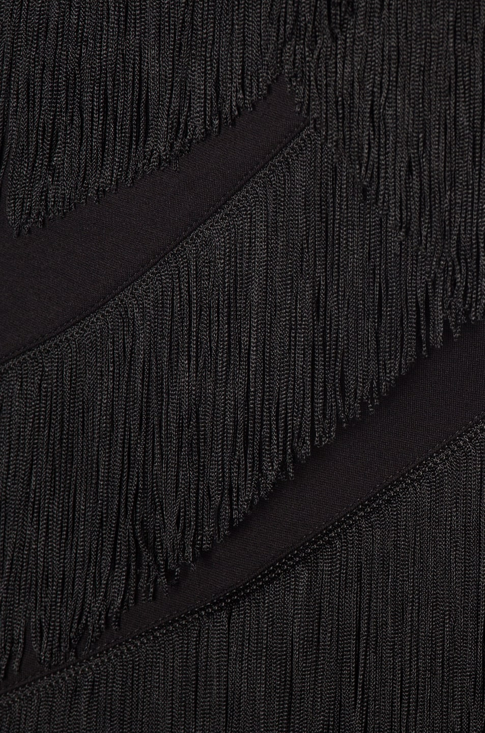 Image 5 of Y/Project Fringe Top in Black