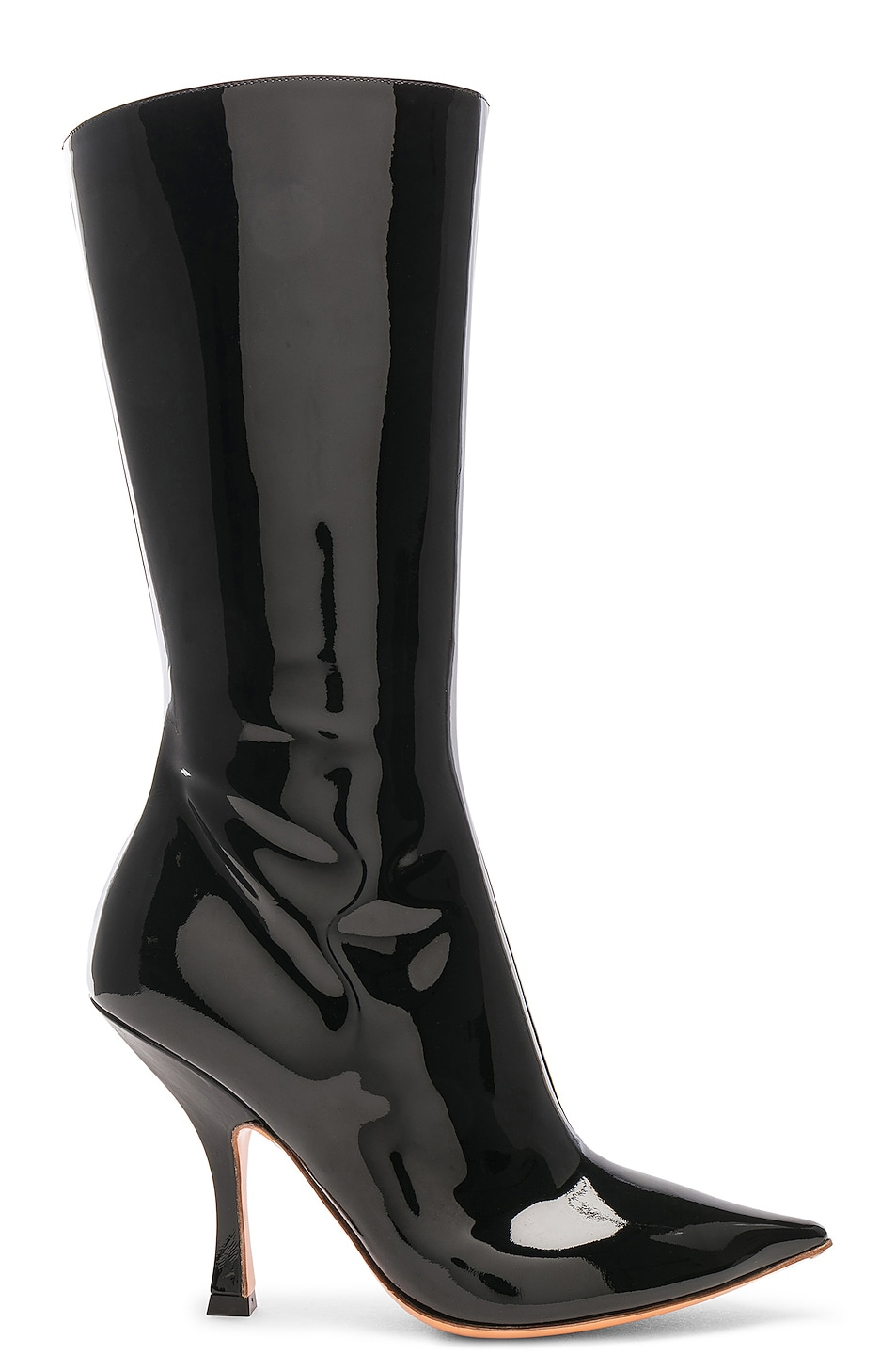 Image 1 of Y/Project Chesterfield Boot in Black