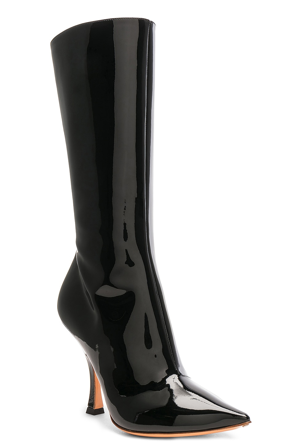 Image 2 of Y/Project Chesterfield Boot in Black