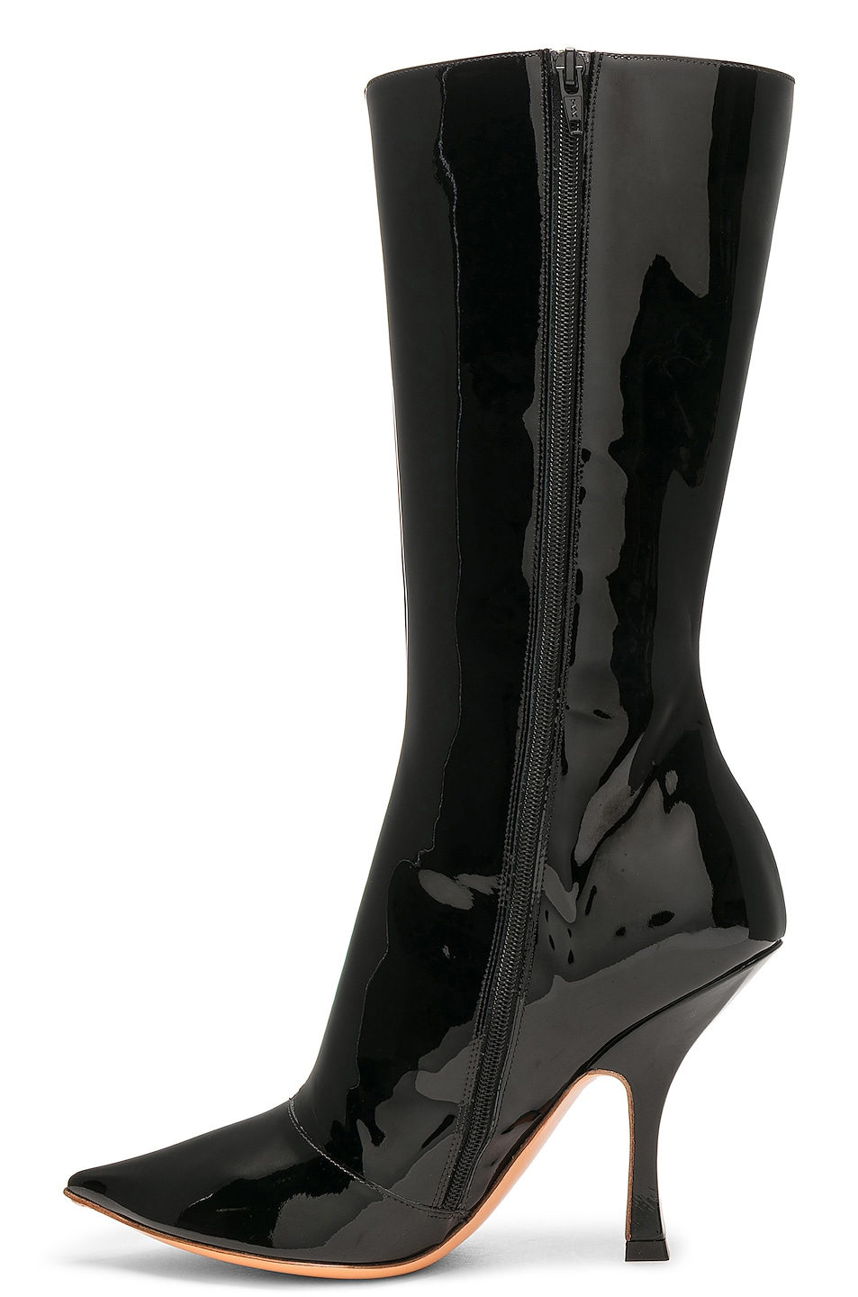 Image 5 of Y/Project Chesterfield Boot in Black