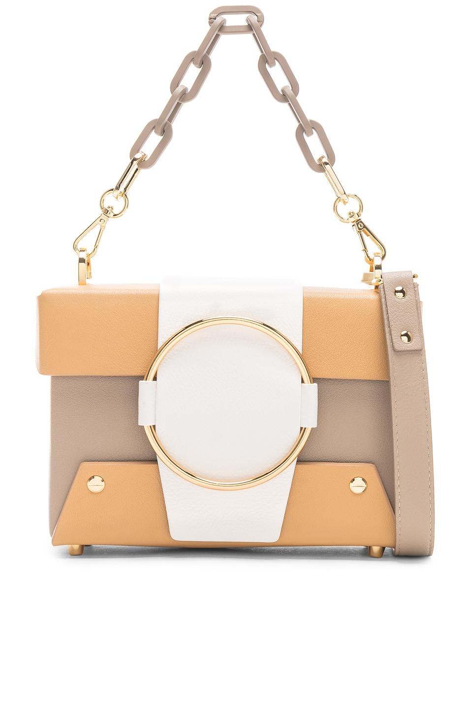 Image 1 of Yuzefi Asher Bag in Savanna & Khaki