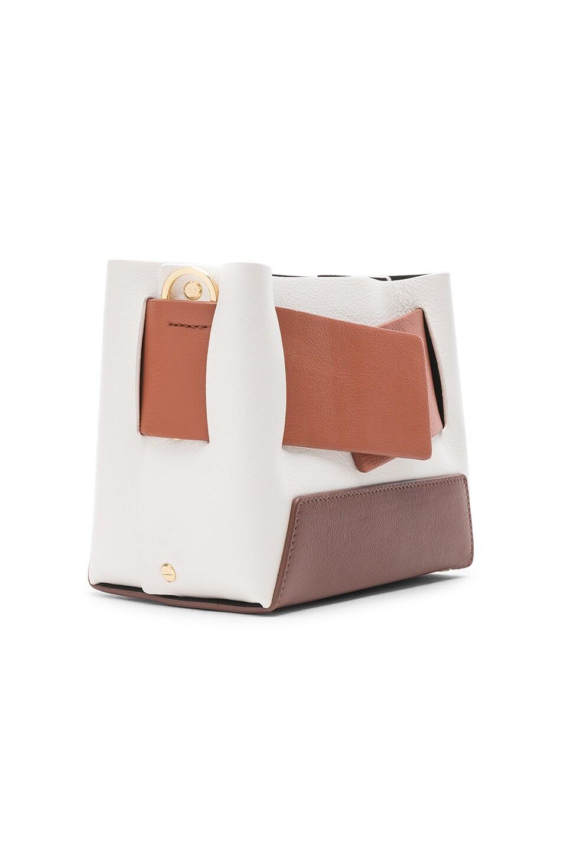 Image 4 of Yuzefi Dinky Bag in Rust & Bruciato