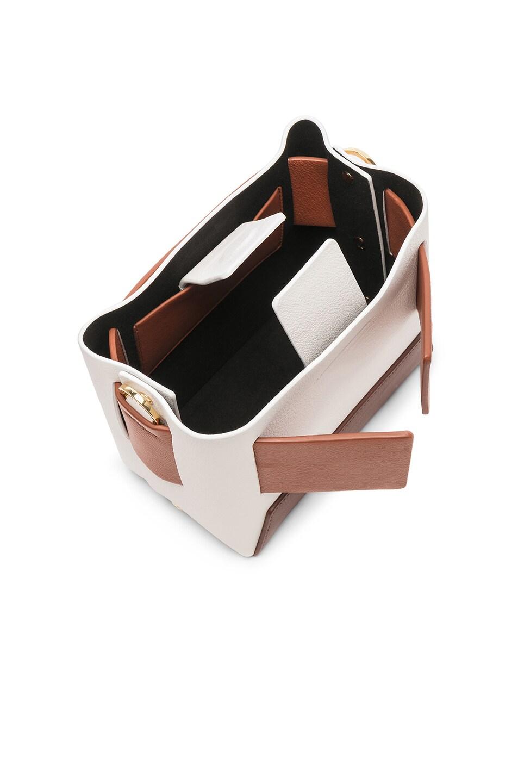 Image 5 of Yuzefi Dinky Bag in Rust & Bruciato