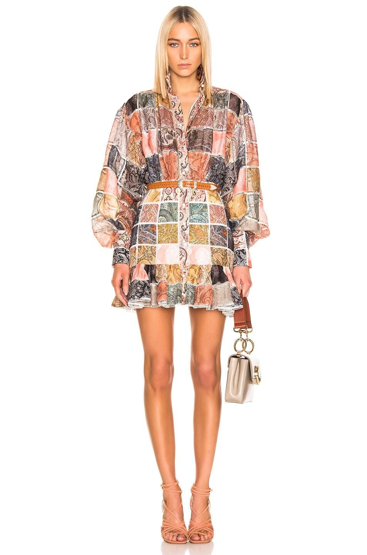 Zimmermann Dresses Ninety Six Patch Mini Dress