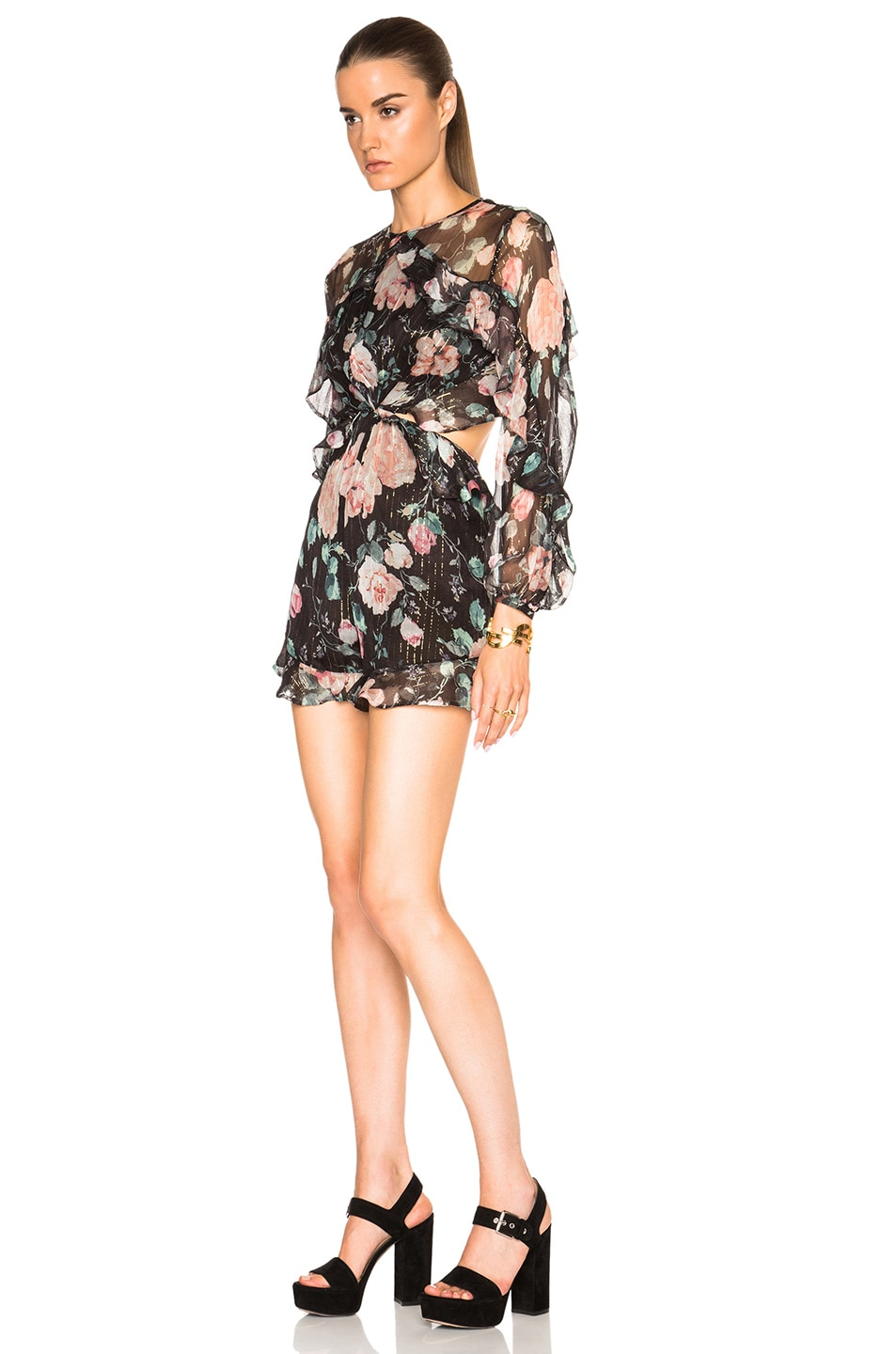 13dbf94f41 Image 3 of Zimmermann Master Flute Romper in Floral