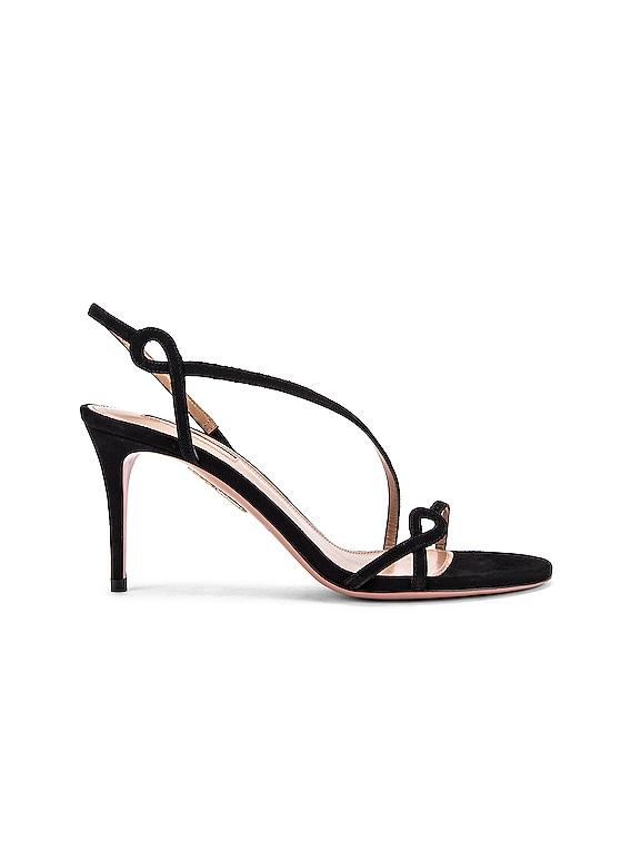 Serpentine 75 Sandal in Black